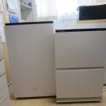 次亜塩素酸空間除菌脱臭機と加湿空気清浄機を設置しました